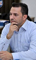 Il presidente di AssoCommercio Paolo Vino