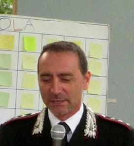 Il capitano Cataldo Pantaleo