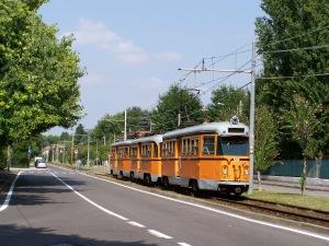 Tram Milano-Desio