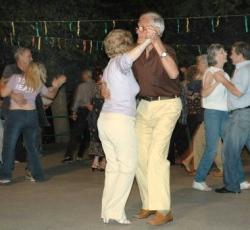 Ballo anziani