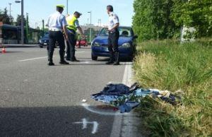 L'auto dell'incidente (Spf)