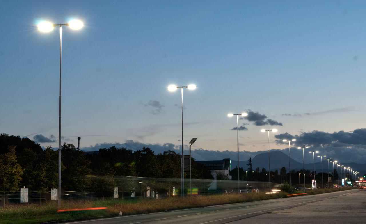Cologno, grande piano d'intervento sull'intera illuminazione pubblica