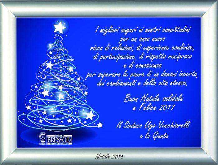 Auguri Per Le Feste Di Natale E Capodanno.Il Sindaco Di Bresso Ha Scelto Una Cartolina Per Gli Auguri Di Natale E Capodanno Dialogo News